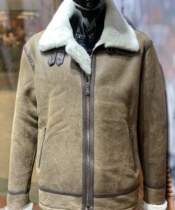 lammy coat heren 8 sand